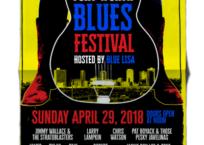 Posters-_KNON-Blues-Fest-FT-Worth